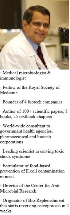 Dr. A.S. Naidu's Biography