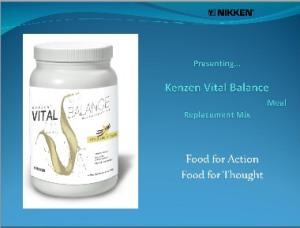 Kenko Vital Balance Meal Replacement Drink Mix