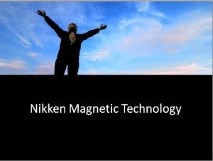 Explanation of the Nikken Magnetic Technologies